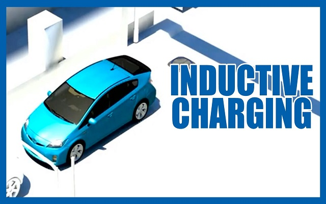Qualcomm's Inductive Charging Lets You Charge Cars While Driving