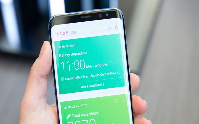 Samsung Digital Assistant Bixby for S8 is Delayed Again