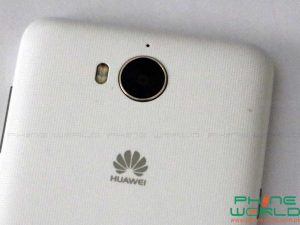 huawei y5 back camera flash light