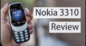 Nokia 3310 Video Review