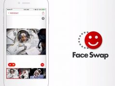 Microsoft Launches Face Swap App