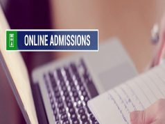 Online College Admission System