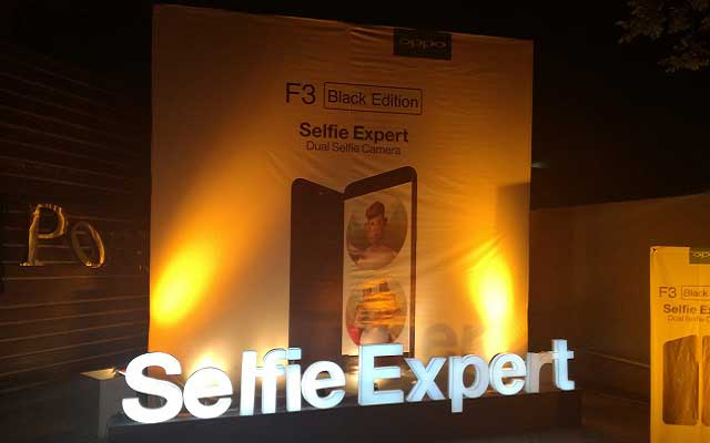 Photo of OPPO Launches the Black Edition of OPPO F3 Selfie Expert