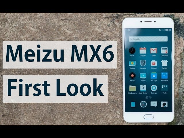 Photo of Meizu MX6   Unboxing & Video Review