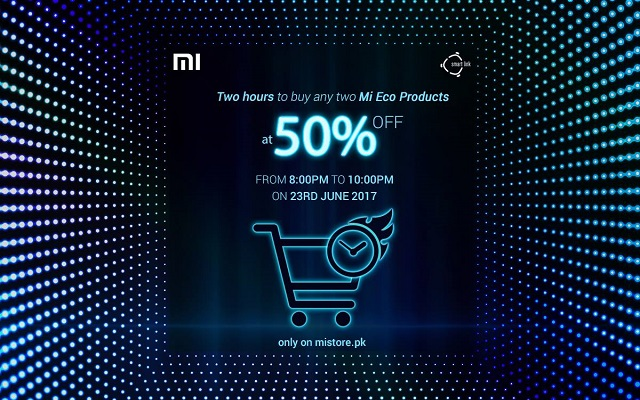 Xiaomi Pakistan Brings Online Flash Sale
