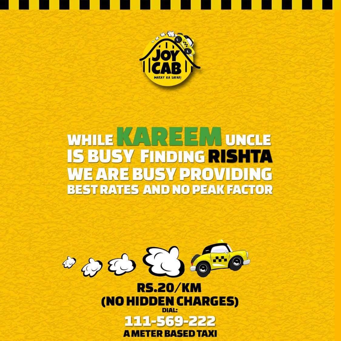 Careem Rishta Aunty Service Turns into Brand War