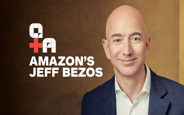 Amazon Founder Jeff Bezos Became the World's Richest Person For Few Hours