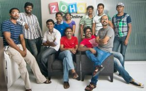 Zoho Corporation: An Indian Firm Building a Million Dollar IT Empire with High School Grads