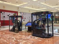 China Introduces Man Pods For Bored Husbands Exhausted from Wives Shopping