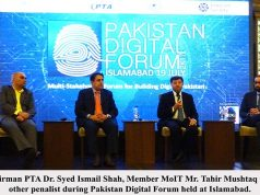 "PTA Organized ""Pakistan Digital Forum"""