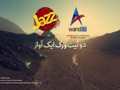 Jazz-Warid New TVC Features Fahad Mustafa to Celebrate the Family of 52+ Mn Customers