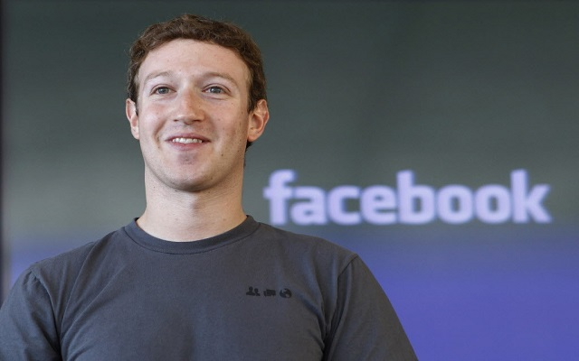 Mark Zuckerberg Promotes Facebook's Los Lunas Data Center Expansion