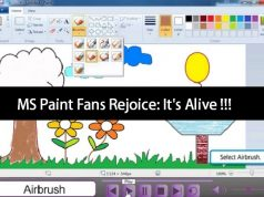 Calm Down, Internet: Microsoft Paint is not Going Anywhere
