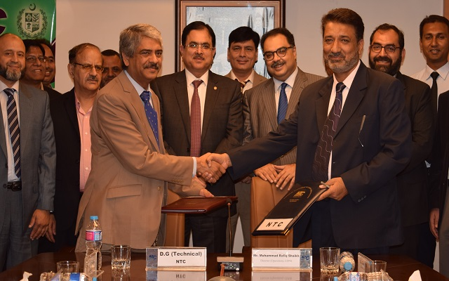 NTC Signs Agreement with National Savings for ICT Services