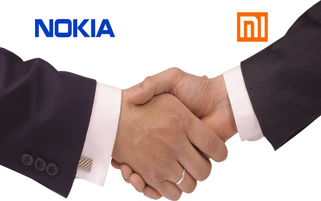 Xiaomi, Nokia ink business cooperation, patent agreements