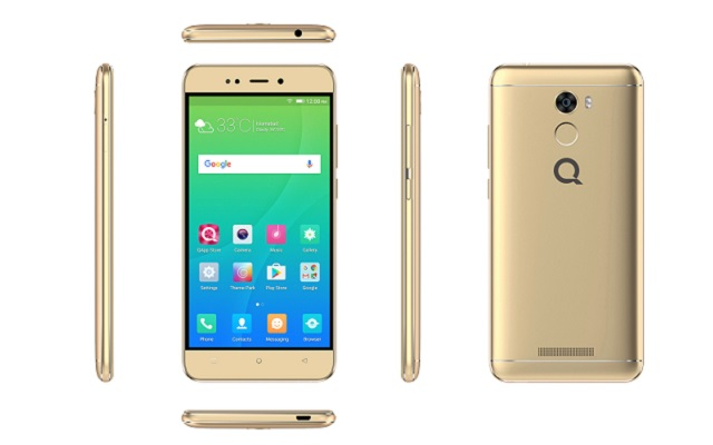 QMobile Presents QMobile Noir X1s with Outstanding Features