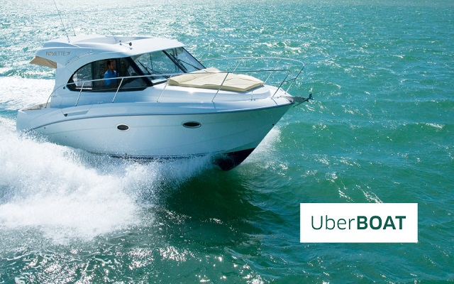 UberBoat Launches a Speed Boat Service in Croatia