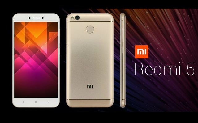 Xiaomi Redmi 5 leak reveals Specs, Design and Pricing