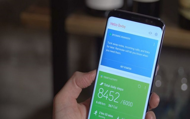 Samsung Bixby Voice Assistant is Finally Available to S8 and S8 Plus Owners