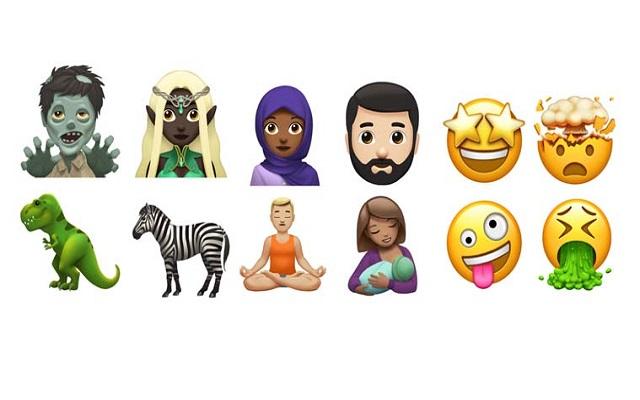 Yoga master, hijab-wearing woman among Apple's new emojis
