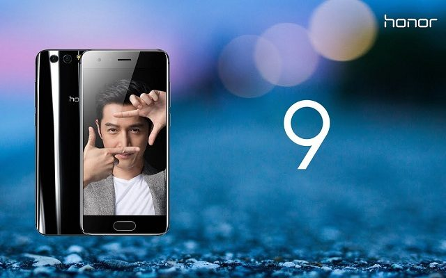 Huawei Honor 9 Sales Crosses 1 Million Mark in just 28 days