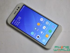 lephone w11 front body