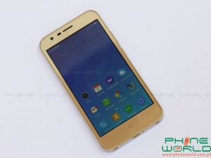 lephone w12 front body