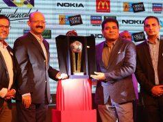 Leisure Leagues Unveils Glittering 'Nokia Ronaldinho & Friends' Trophy