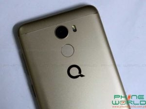 qmobile a1 lite back body fingerprint scanner