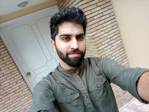 qmobile a1 lite front camera results