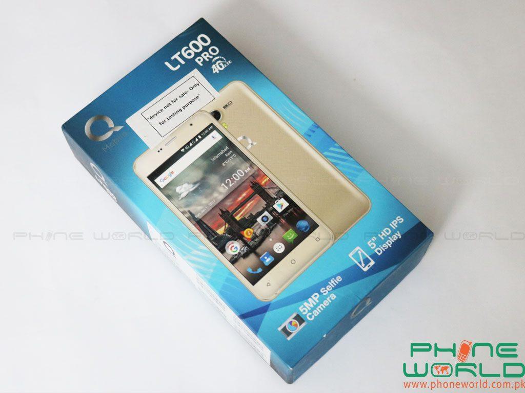 qmobile lt600 pro box