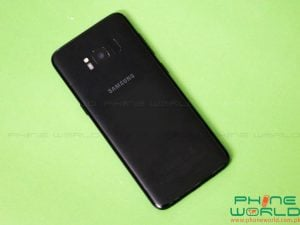 samsung galaxy s8 back body