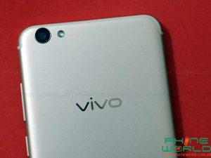 vivo v5s back camera