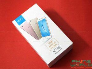 vivo v5s box
