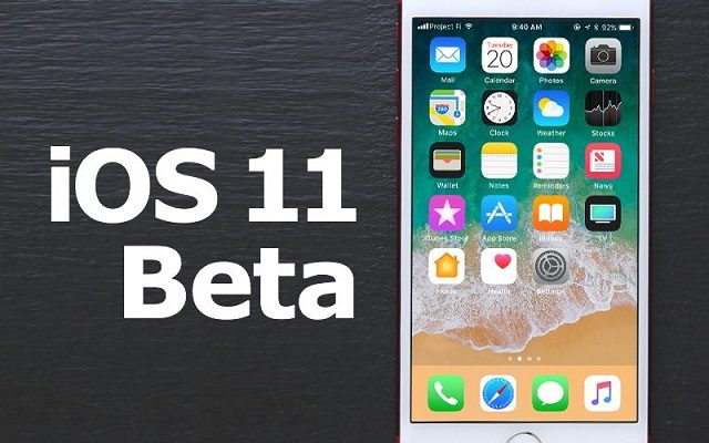 Apple launches iOS 11 Developer Beta 5