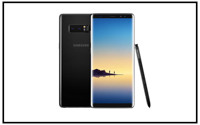 Do Bigger Things with Samsung Galaxy Note 8