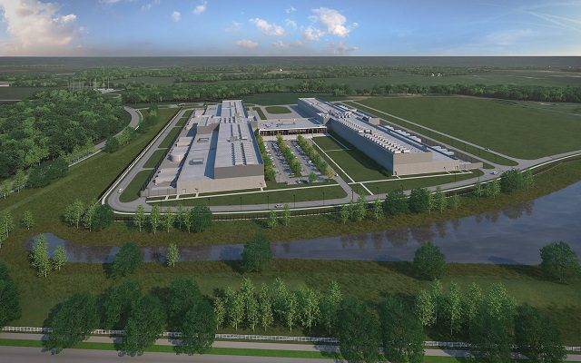 Facebook to Build $750 Million Data Center in Ohio