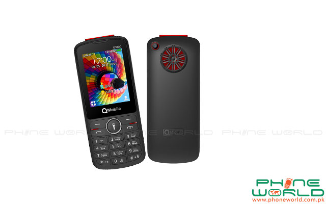 QMobile Launches E1000 with 3 Torch lights in Rs.2850/-