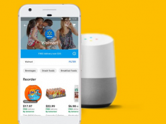 Google and Walmart Partner for Voice Based Shopping Project