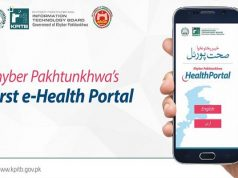 KPITB Launched Health Portal Application to Fight Dengue