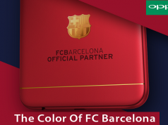 OPPO Launches Special F3 FC Barcelona Edition for Football Fans