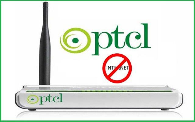PTCL Internet Down