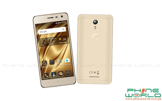 List of QMobile Smartphones Launched in July-17