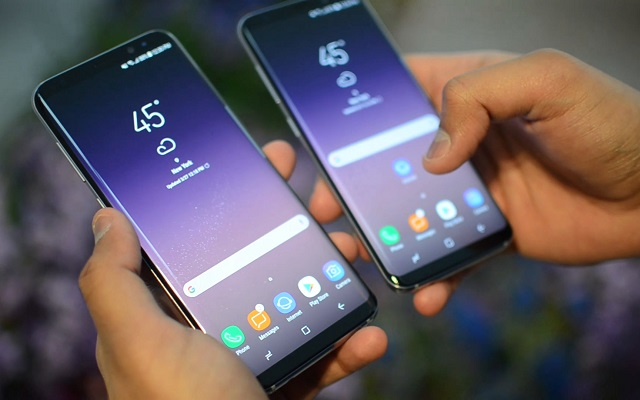 Samsung Galaxy S8 Shipments