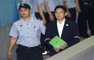 Samsung VC Jay Y Lee Fights Back Tears as Korean Prosecutors Seek 12 Years Jail
