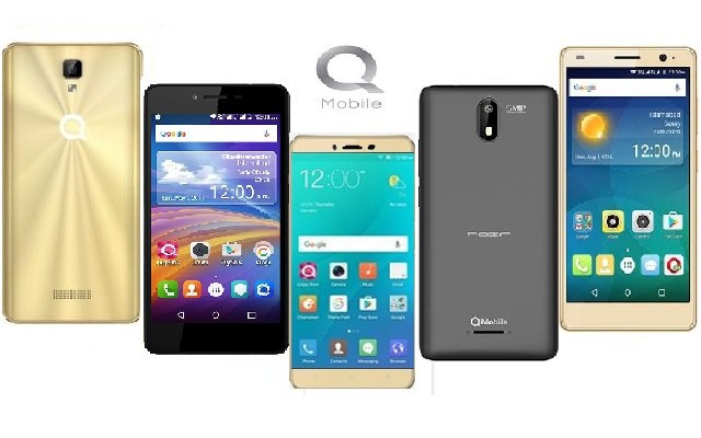 Photo of List of QMobile Smartphones Launched in July-17
