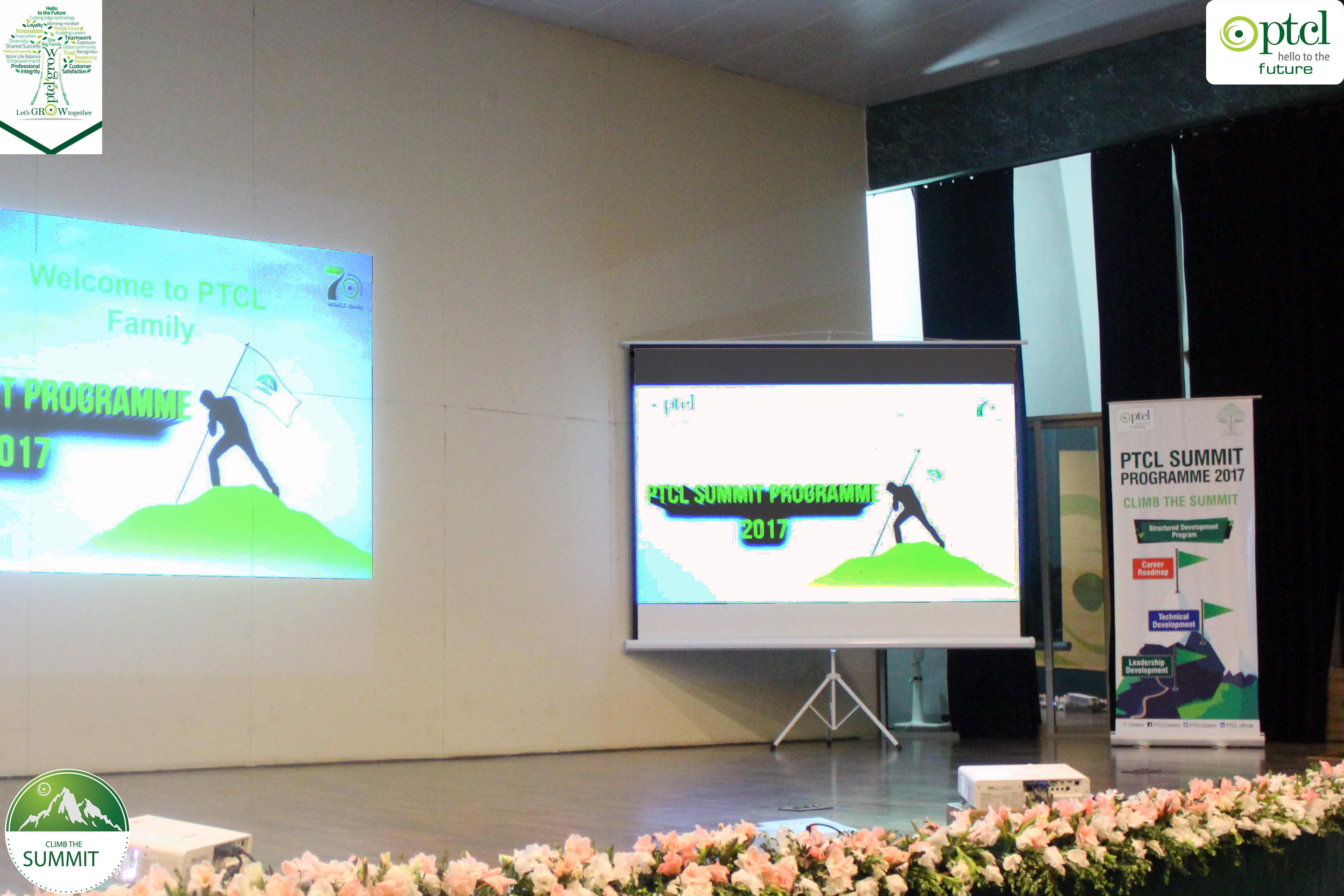 PTCL On-boards 150 Summiteers Under its Signature MT Programme 'Climb the Summit'