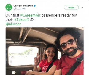 Careem Started its Air Service in Lahore
