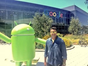 Facebook Invited Fakhr Alam to Deliver Lecture in Silicon Valley after Google Hqs