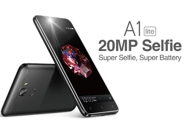 Gionee Launches mid-range Smartphone